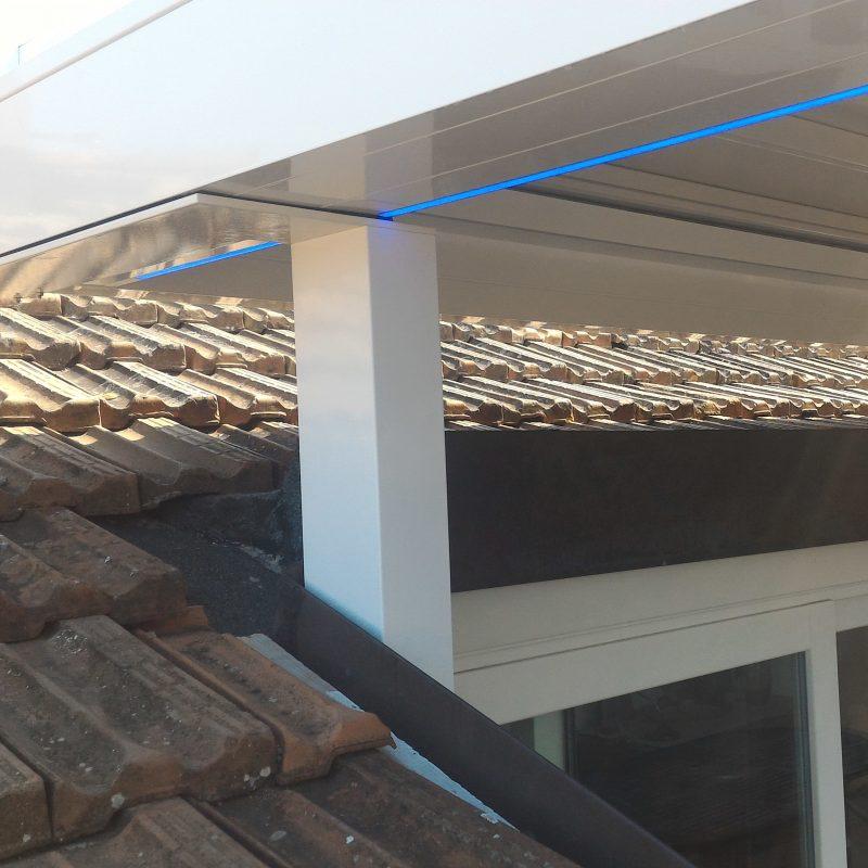Privato Bologna Installazione Pergola Centro Arredotessile